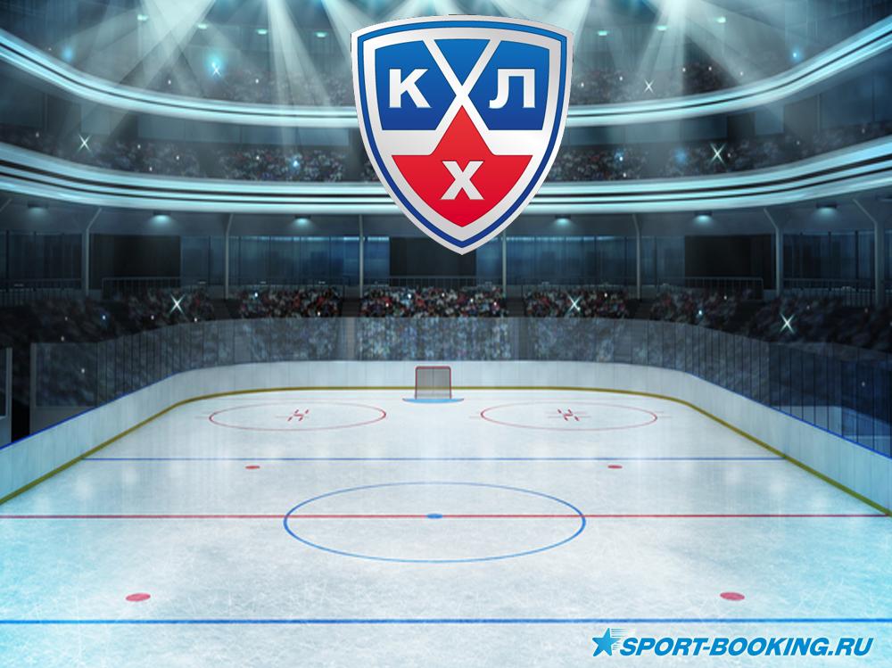 Прогнозы на хоккей: КХЛ